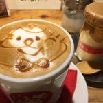 やまねこカフェ - espresso double & 尾道プリン