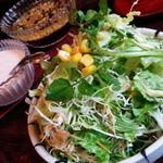 39989298 - サラダ大皿