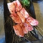 昭和大衆ホルモン - it's meat is fake!he give you fat meat.I truely want every foreign people not be deceived by him