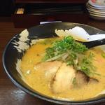 麺や えん - 料理写真:えびまろラーメン880円