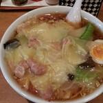 39991012 - ワンタン麺大盛り