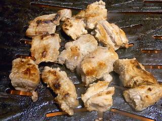 美味焼肉 いただき 阪急高槻店 - 思ったほど固くなくて食べやすかったです☆♪