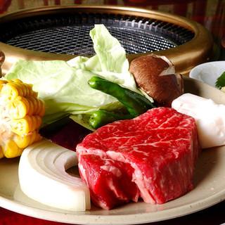 松阪牛ステーキ御膳
