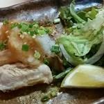 39992251 - 焼き鶏おろしポン酢