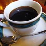 珈琲館 くすの樹 - ブレンドコーヒー
