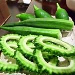 39992800 - 焼き島野菜盛り合わせ