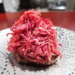 加藤牛肉店 - 自家製コンビーフ