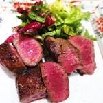 加藤牛肉店 - イチボ   シャトーブリアン   サーロイン
