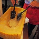 びすとろUOKIN - チーズリゾット