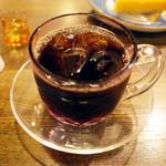 すみだ珈琲 - アイスコーヒー(420円)