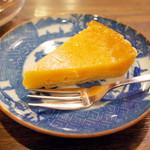 すみだ珈琲 - レモンのタルト(380円)