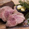 root - 料理写真:熟成塩豚のオーブン焼き