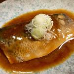 正兵衛 - 鯖の味噌煮