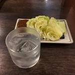 39995204 - キャベツ味噌 税抜き180円!