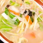 喜楽 - 料理写真:釜石ちゃんぽん麺