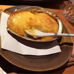 廉 - カニのグラタン、西京味噌が絶妙