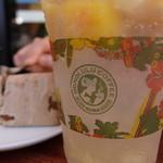 ホノルルコーヒー - トロピカルサマーソーダ