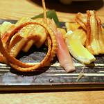 39999270 - 茨城 穴子の醤油焼き(2015.jun)