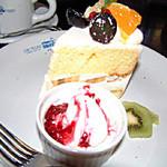 4281 - デザートのケーキ