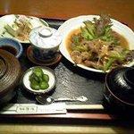銚釐庵 - 銚釐庵 焼肉定食
