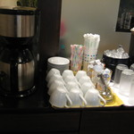 400050 - サービスのコーヒー