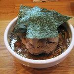 喜平 - 特製つけ麺のつけ汁