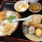 佳佳 - 海鮮おかゆセット