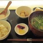 4000963 - 五穀米と鶏つくね野菜汁