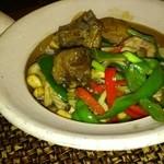 アジアンキッチン サワディー - スペアリブ丼