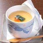 旬味 いやさか - すっぽん茶碗蒸し