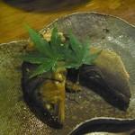 小料理野本 - 鮎 炊きもの