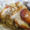 Buenokicchin - 料理写真:トリわけセットのお肉(その2)
