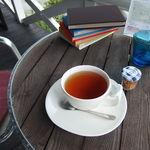 コーヒーハウス花水木 - 紅茶400円