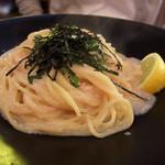 ぱすた屋るーちぇ - 明太子スパゲッティ