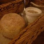 ヴォライエ シバラク - 自家製全粒粉のパン
