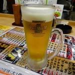 福ト屋 - プレミアムモルツ生ビール(中)(2015/06)