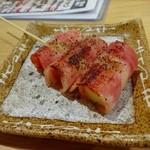 福ト屋 - チーズベーコン巻き(2015/06)