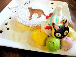 キャットベース - 夏のパンケーキ