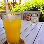 島茶家 ヤッカヤッカ - 兄のオレンジジュース