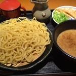 一刻魁堂 - つけ麺800円≪2015.7月再訪≫