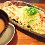 40009691 - 天翔つけ麺(中盛り)