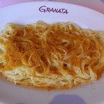 グラナータ - からすみのパスタ