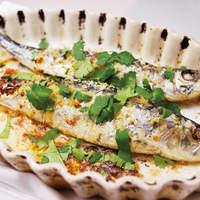 ヴィラモウラ - ポルトガルの大衆食 イワシのオーブン焼き!