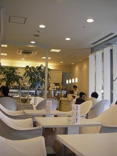 サロン・ド・テ ペシェ・ミニョン 丸井今井函館店