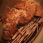 魚升 - 焼き椎茸