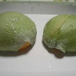ベーカリー ゆうあい - 料理写真:メロンパン