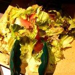 陽はまたのぼる - 野菜サラダ