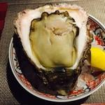 ウィー バー ウィッシュ - 大きい牡蠣が✨