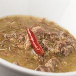 フジ屋 - テールスープ