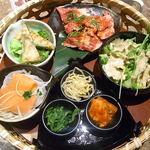 焼肉牛伝 - 花かご膳¥1814(税込)☆♪